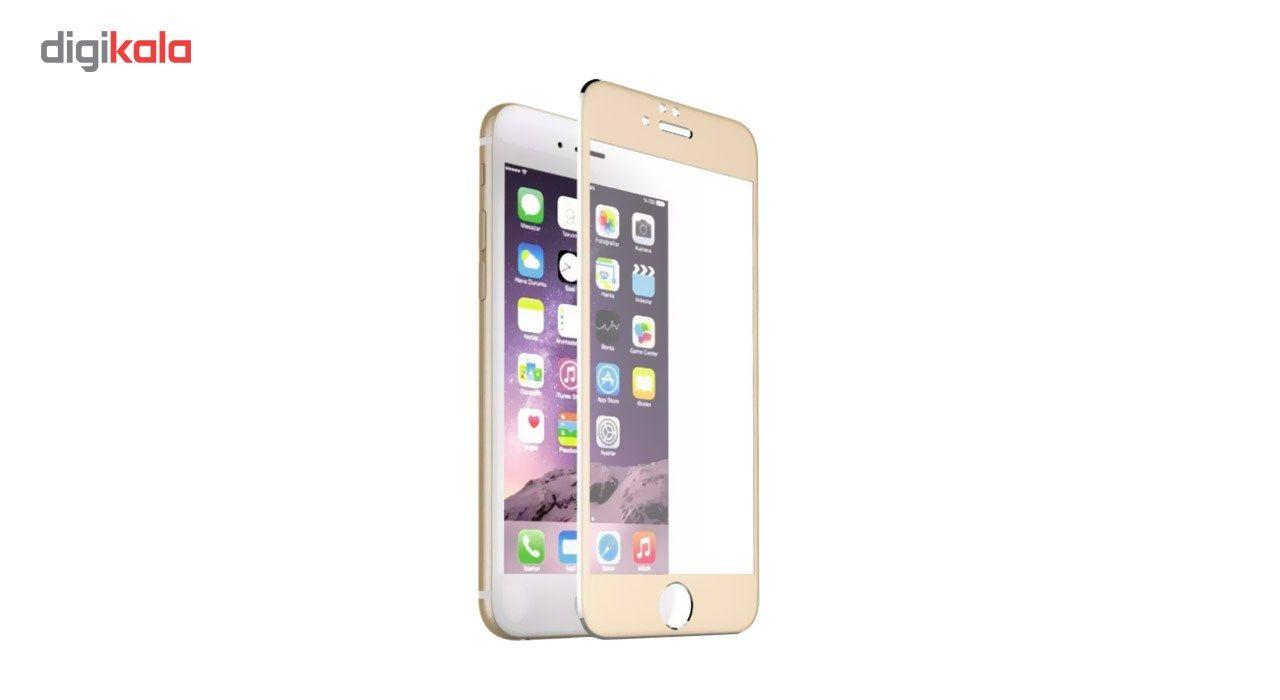 محافظ صفحه نمایش شیشه ای Full Cover و پشت شیشه ای Tempered کوالا مناسب برای گوشی موبایل اپل آیفون 6/6S main 1 4