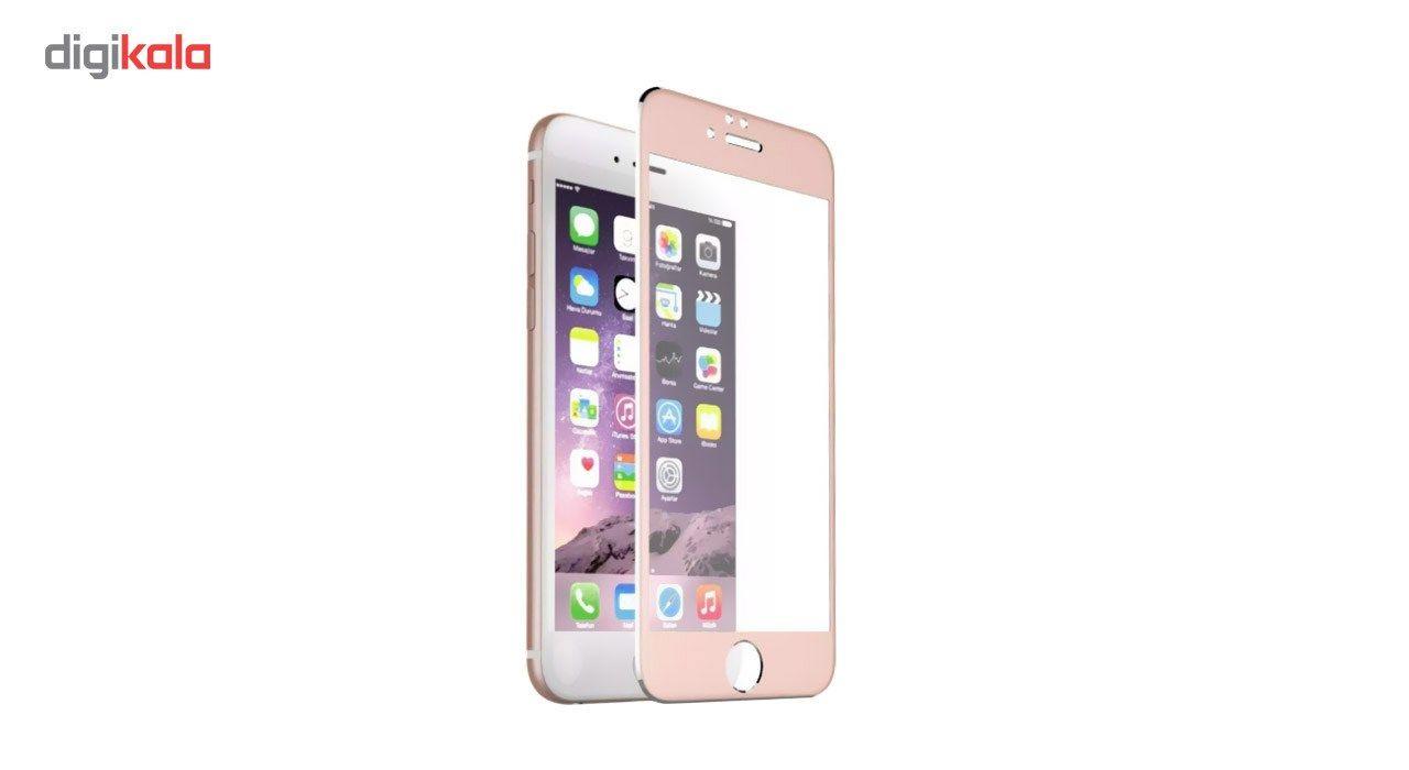 محافظ صفحه نمایش شیشه ای Full Cover و پشت شیشه ای Tempered کوالا مناسب برای گوشی موبایل اپل آیفون 6/6S main 1 5