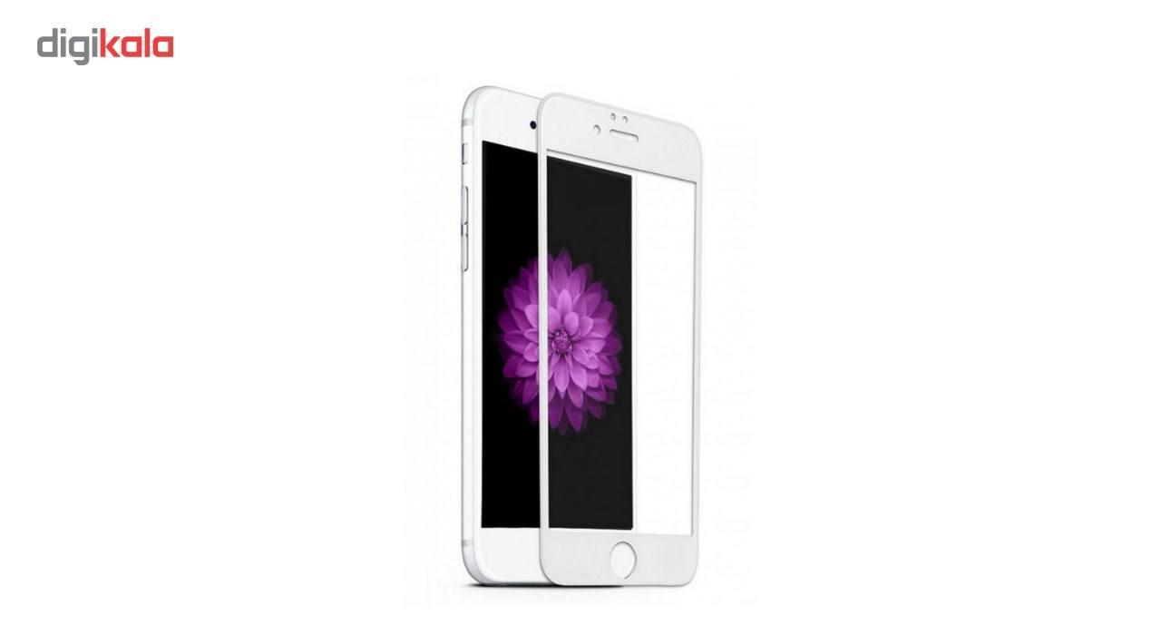 محافظ صفحه نمایش شیشه ای Full Cover و پشت شیشه ای Tempered کوالا مناسب برای گوشی موبایل اپل آیفون 6/6S main 1 6