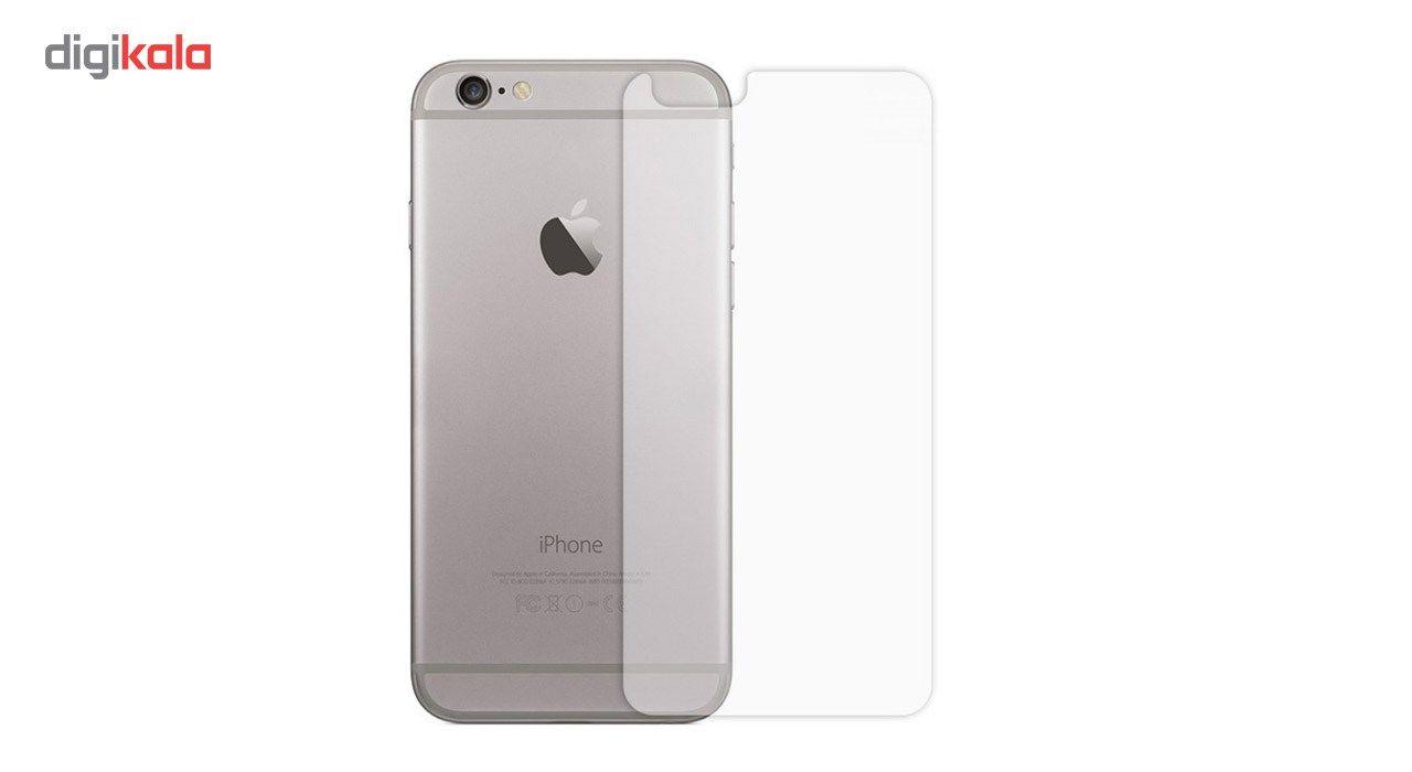 محافظ صفحه نمایش شیشه ای Full Cover و پشت شیشه ای Tempered کوالا مناسب برای گوشی موبایل اپل آیفون 6/6S main 1 7