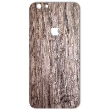 برچسب تزئینی ماهوت مدل Walnut Texture مناسب برای گوشی آیفون 6/6s