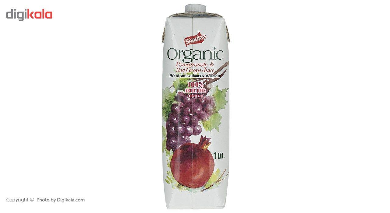 آب انار و انگور قرمز شادلی حجم 1 لیتر main 1 3
