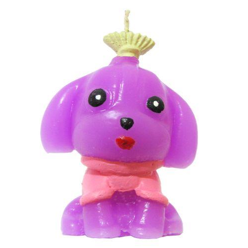 شمع ونوشه مدل سگ عروسکی