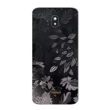 برچسب پوششی ماهوت مدل Wild-flower Texture مناسب برای گوشی  Samsung J5 Pro 2017