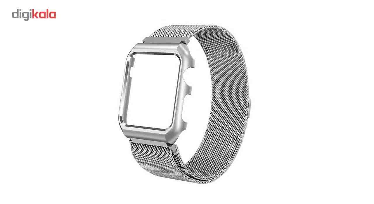 بند فلزی  سومگ  مدل Fashion مناسب برای اپل واچ 42 میلی متری main 1 3