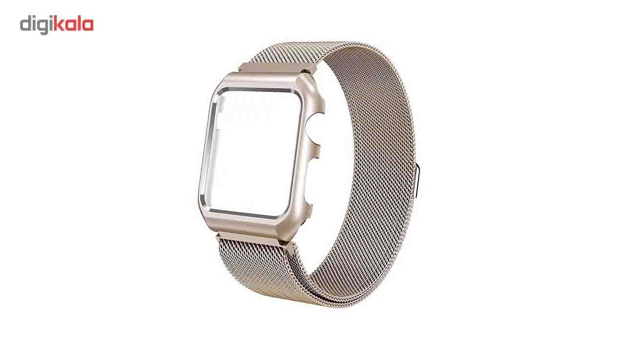 بند فلزی  سومگ  مدل Fashion مناسب برای اپل واچ 42 میلی متری main 1 5