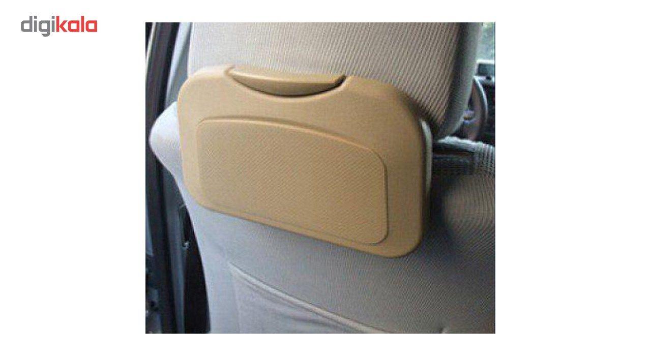 میز پذیرایی پشت صندلی خودرو کد 3921 main 1 6