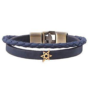 دستبند طلا 18 عیار کابوک کد 175034