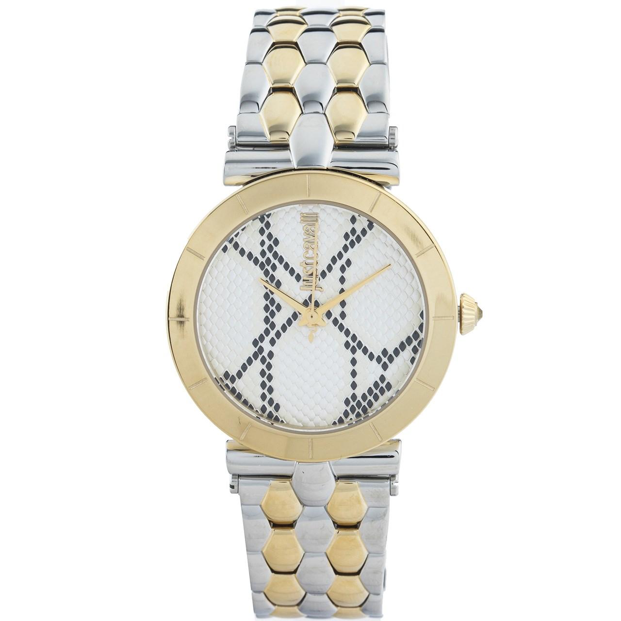 خرید ساعت مچی عقربه ای زنانه جاست کاوالی مدل JC1L005M0095
