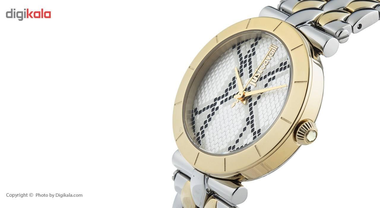 ساعت مچی عقربه ای زنانه جاست کاوالی مدل JC1L005M0095 -  - 3
