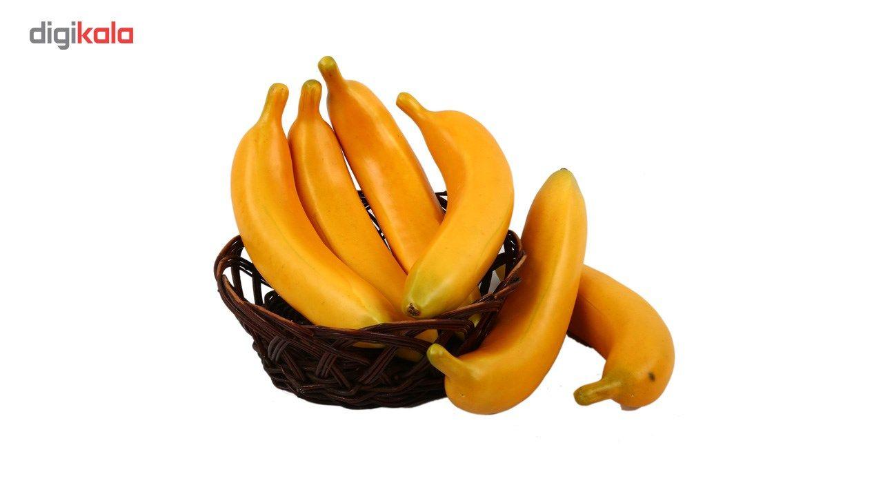 میوه تزئینی هومز طرح موز مدل 40113 مجموعه 3 عددی main 1 5