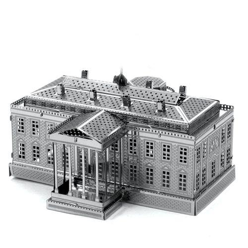 پازل سه بعدی فلزی مدل The White House