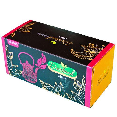 بسته دمنوش گیاهی پنج انگشت دربند مدل  بسته 40 عددی Vitex