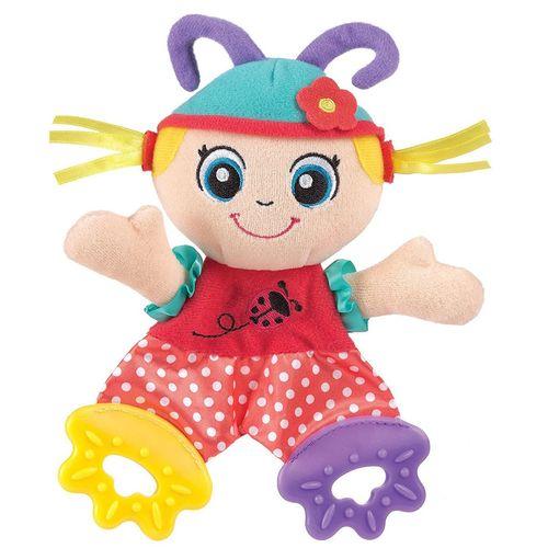 دندان گیر پلی گرو مدل عروسک دختر 0183154