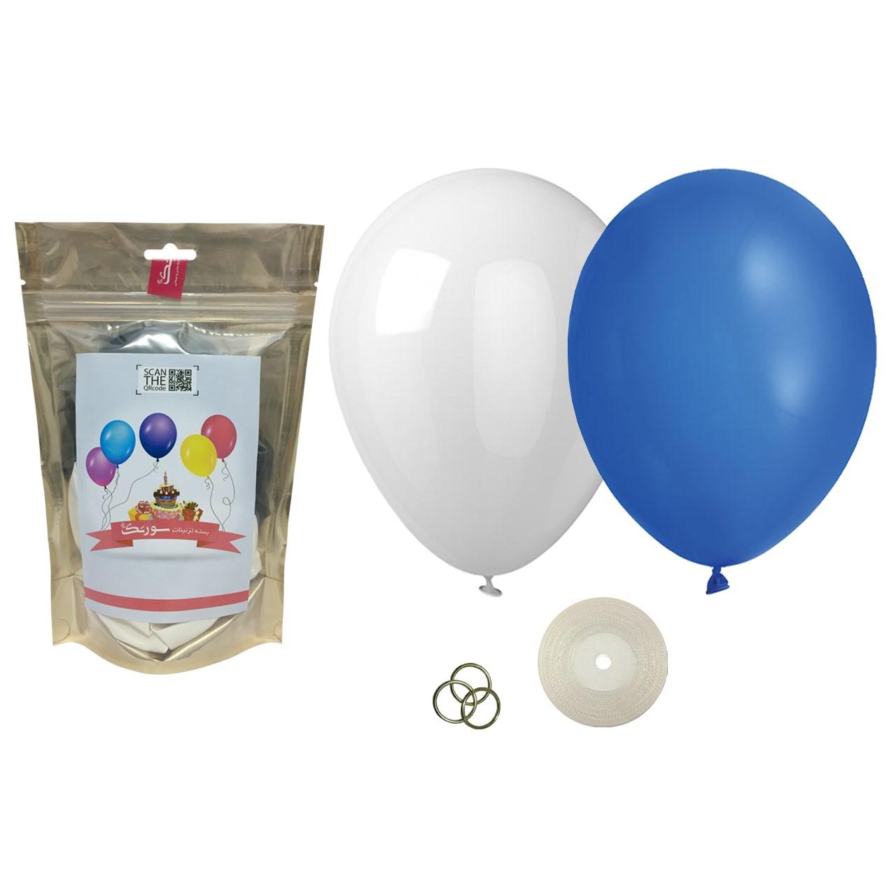 عکس پک بادکنک آرایی Helium Quality سورتک مدل STLH-16