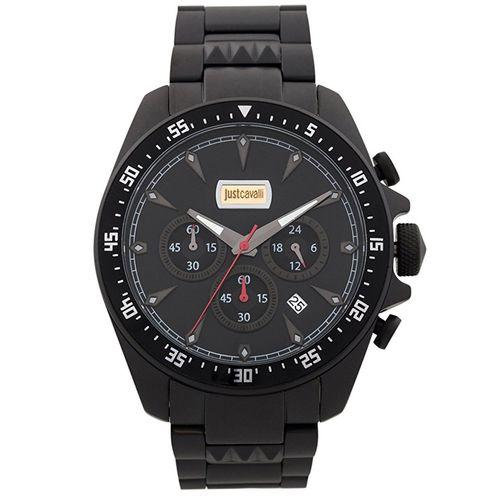 ساعت مچی عقربه ای مردانه جاست کاوالی مدل JC1G013M0065