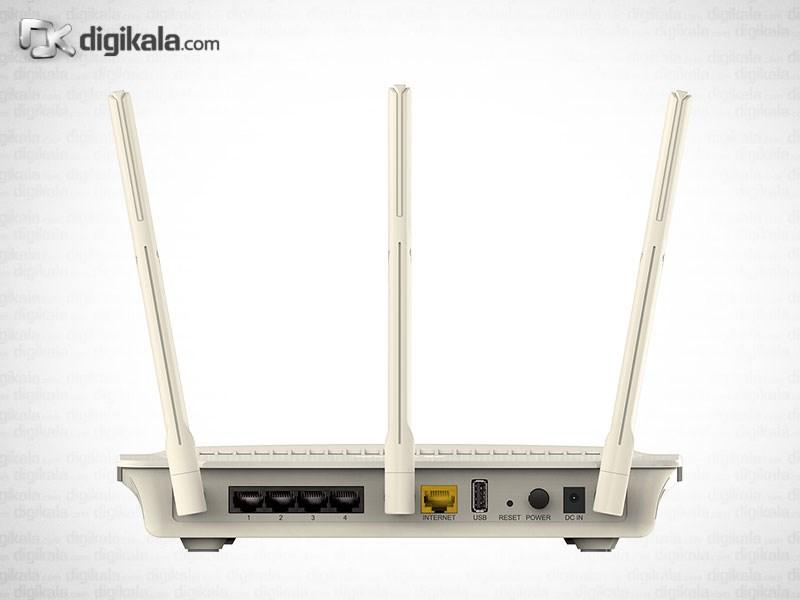 روتر بیسیم دو بانده دی-لینک مدل DIR-880L