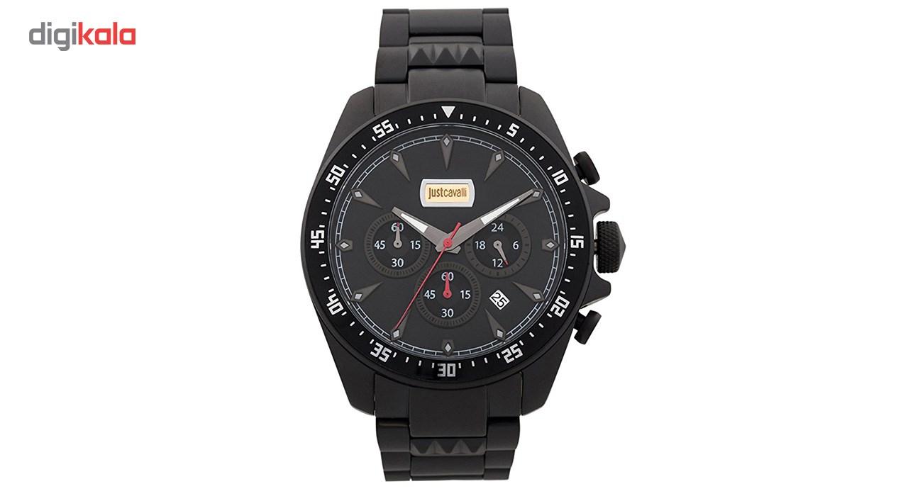 خرید ساعت مچی عقربه ای مردانه جاست کاوالی مدل JC1G013M0065