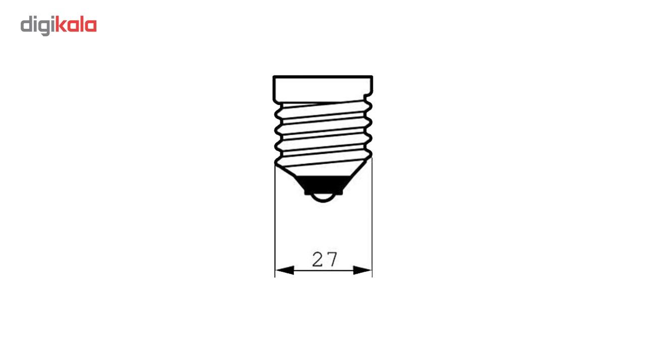 لامپ ال ای دی 17 وات دلتا مدل اطلس پایه E27 بسته 2 عددی