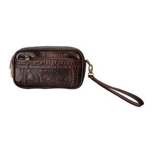 کیف دستی چرم مهرگان مدل MH05