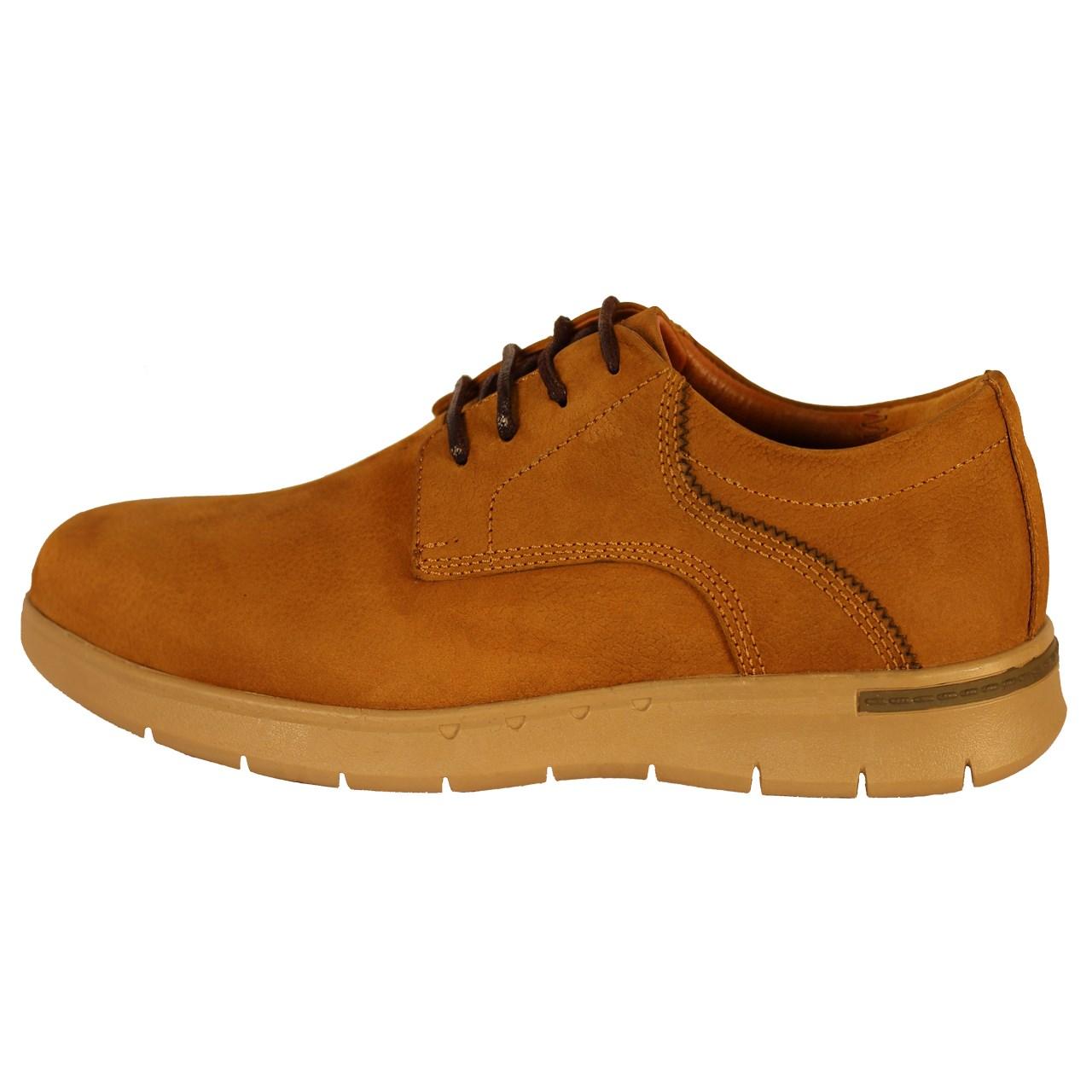 کفش مردانه چرم طبیعی  ژست مدل 1014