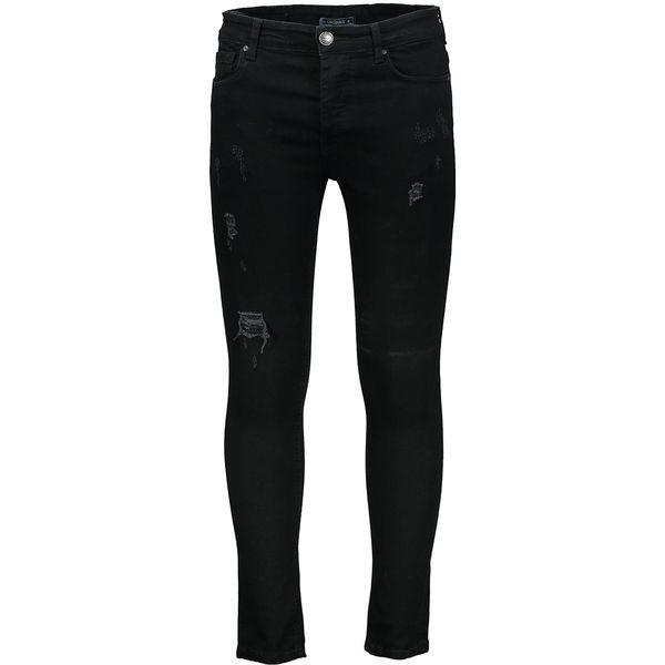 شلوار جین مردانه شهر شیک طرح 4
