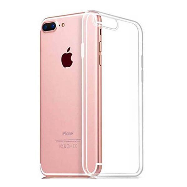 کاور ژله ای مناسب برای گوشی موبایل اپلIphone 7 Plus/8 Plus