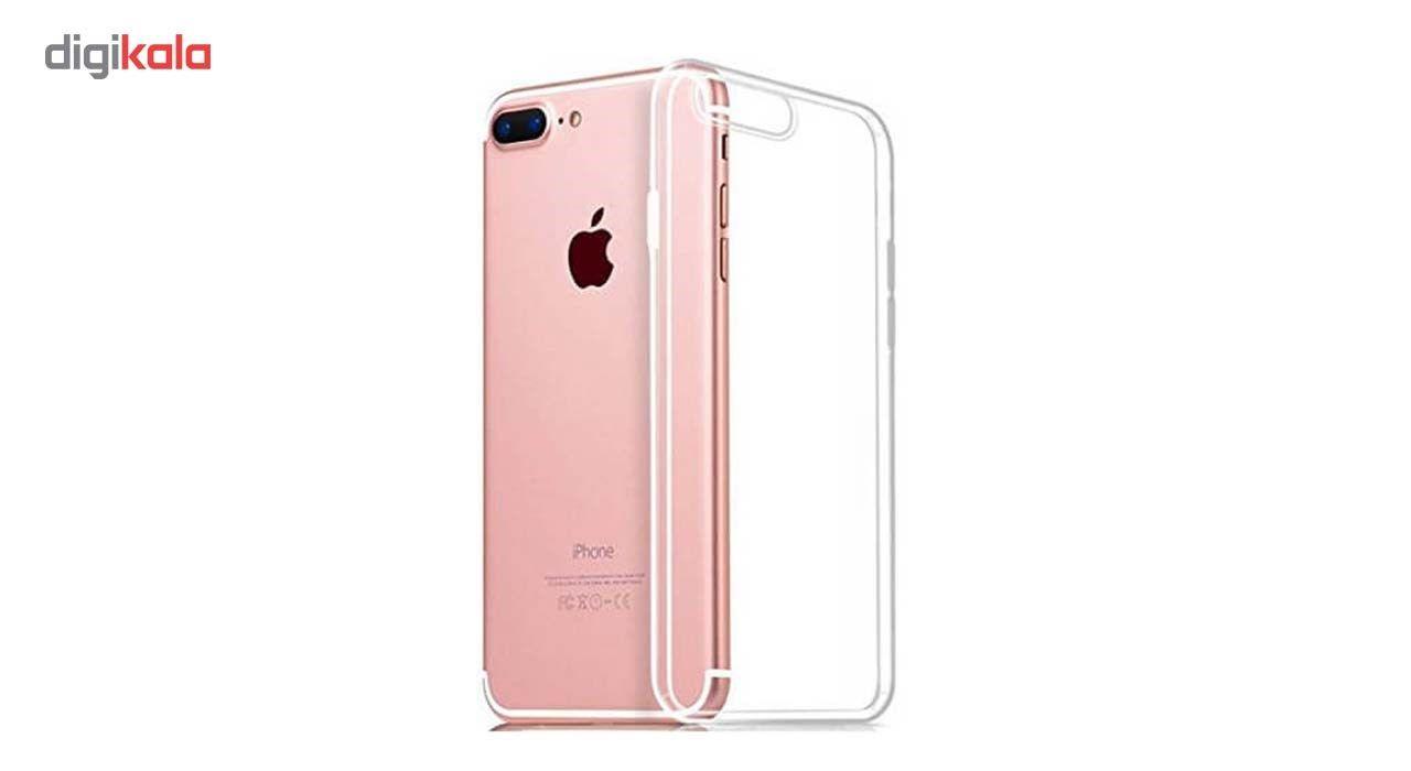 کاور ژله ای مناسب برای گوشی موبایل اپلIphone 7 Plus/8 Plus main 1 1