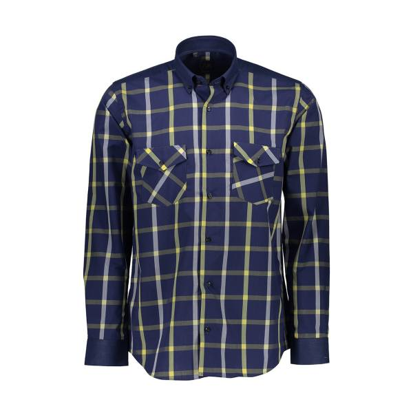پیراهن مردانه گیوا مدل 071