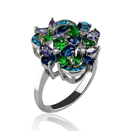 آینه گالری اسعدی مدل رومیزی کد 66013