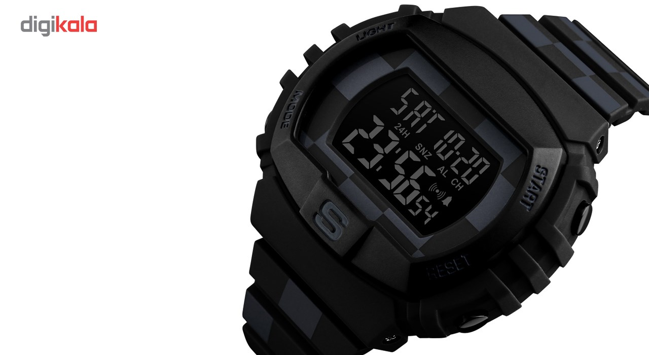 ساعت مچی دیجیتالی اسکمی مدل 1304 کد 04