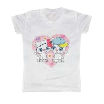 تی شرت دخترانه کد 555O