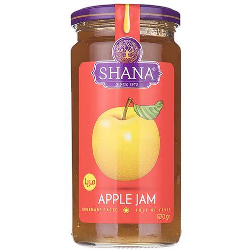 مربا سیب شانا مقدار 570 گرم