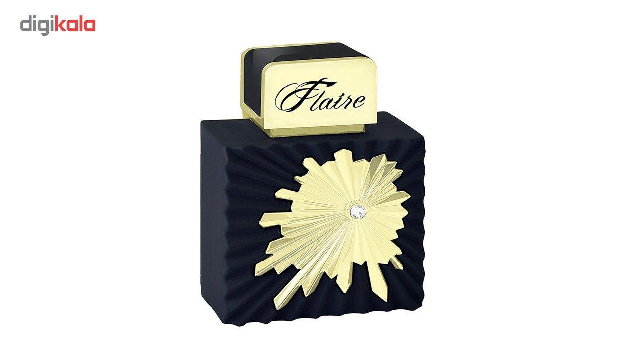 ادو پرفیوم زنانه امپر مدل Flaire حجم 100 میلی لیتر  Emper Flaire Eau De Parfum For Women 100ml