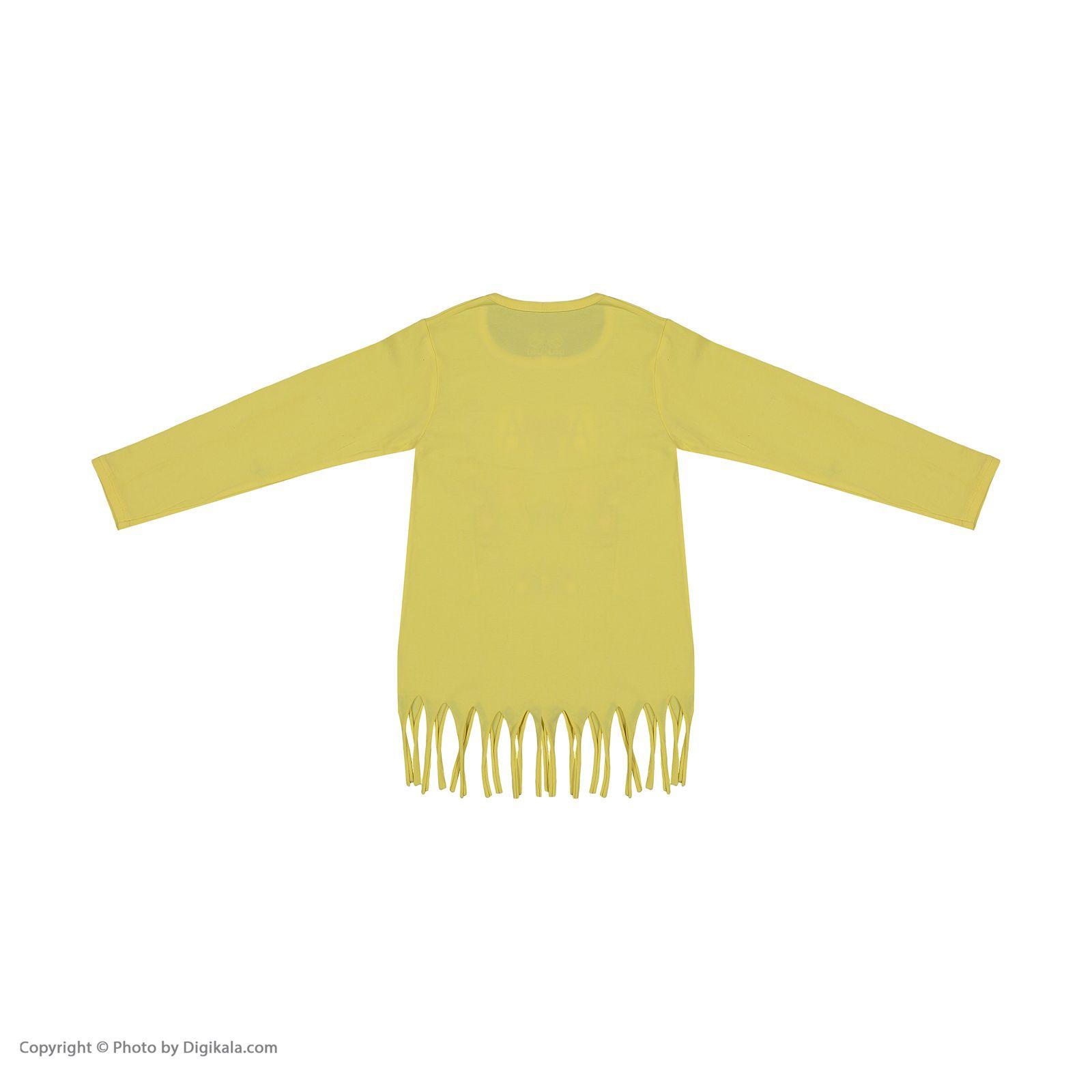 تی شرت دخترانه سون پون مدل 1391350-19 -  - 4