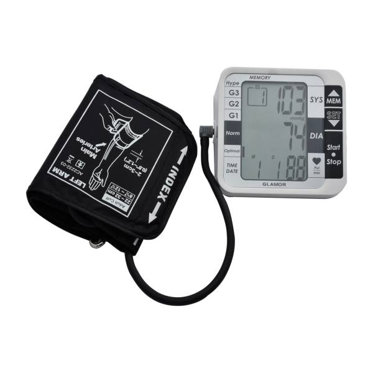 فشارسنج هایتک مدل TMB-1112A | Hi-Tec TMB-1112A Blood Pressure Monitor
