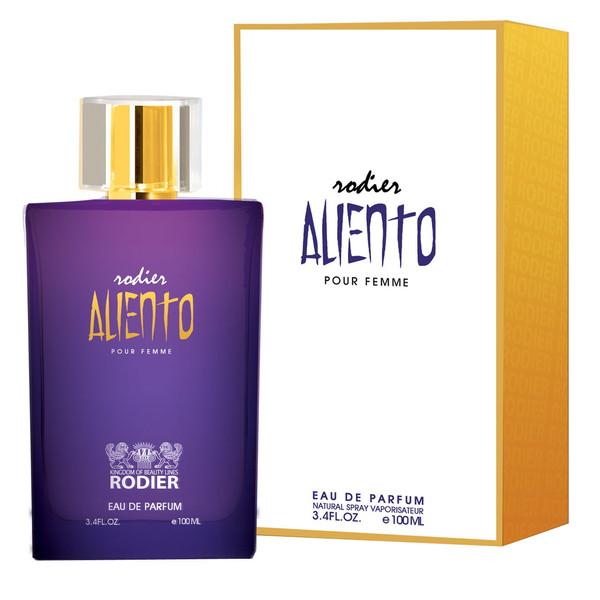 ادو پرفیوم زنانه رودیر مدل Aliento حجم 100 میلی لیتر