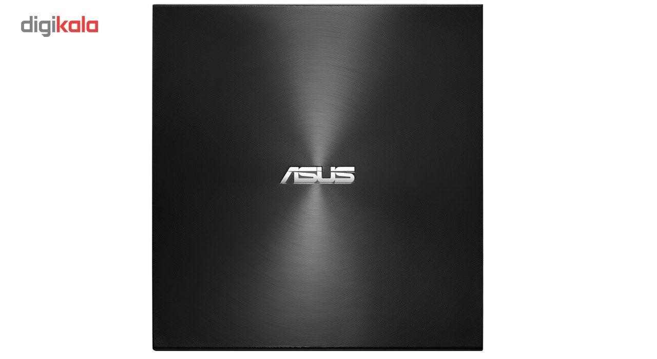 درایو DVD اکسترنال ایسوس مدل ZenDrive U9M (SDRW-08U9M-U) main 1 1