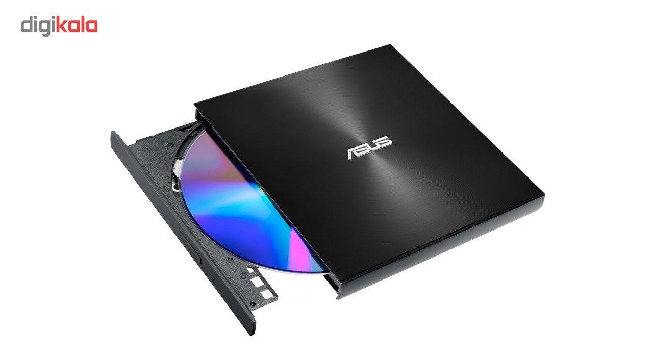 درایو DVD اکسترنال ایسوس مدل ZenDrive U9M (SDRW-08U9M-U) main 1 5