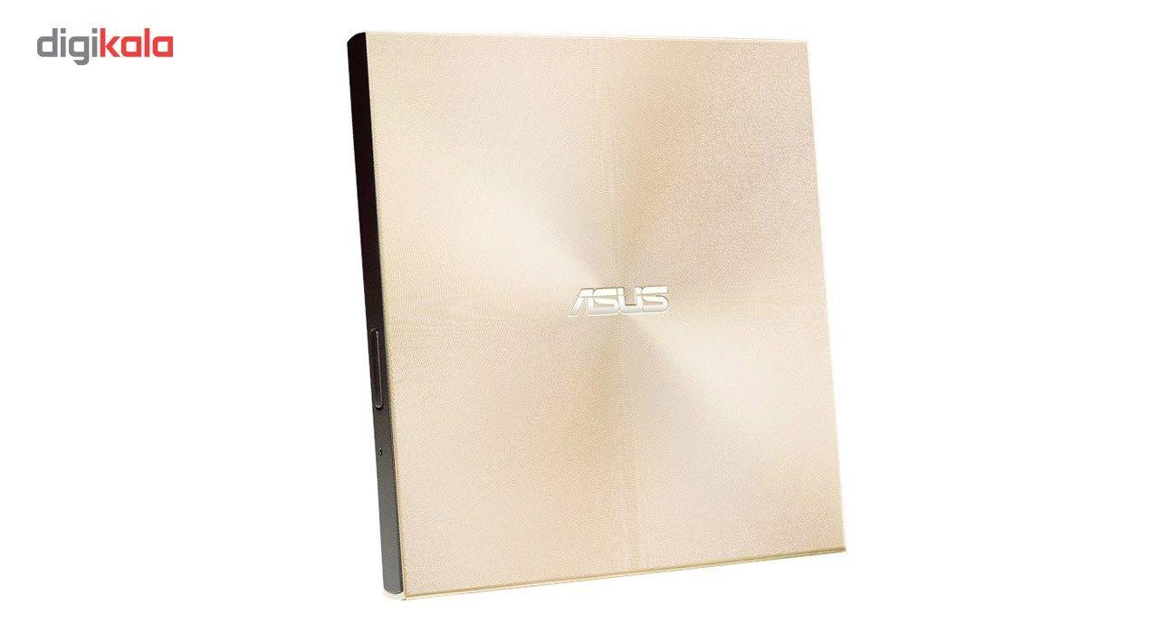 درایو DVD اکسترنال ایسوس مدل ZenDrive U9M (SDRW-08U9M-U) main 1 7