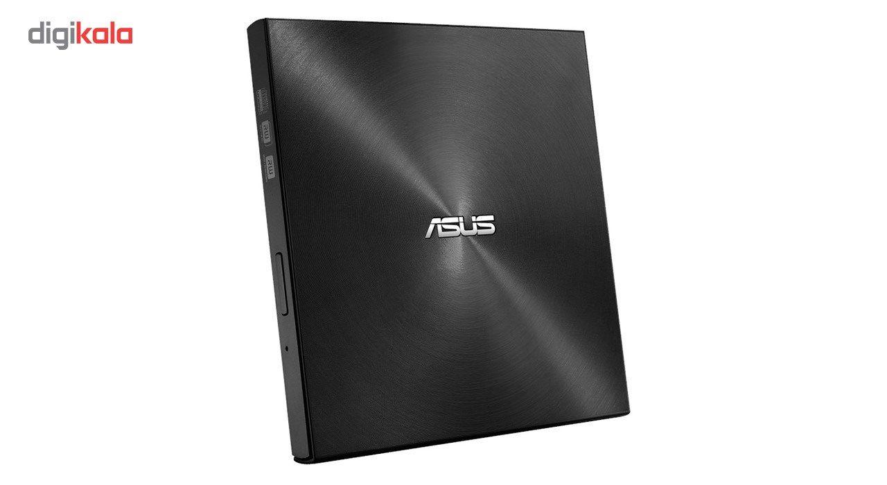 درایو DVD اکسترنال ایسوس مدل ZenDrive U9M (SDRW-08U9M-U) main 1 9