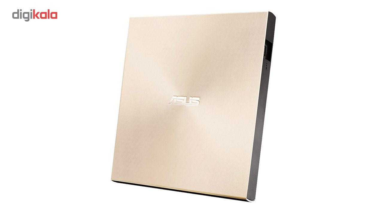 درایو DVD اکسترنال ایسوس مدل ZenDrive U9M (SDRW-08U9M-U) main 1 10