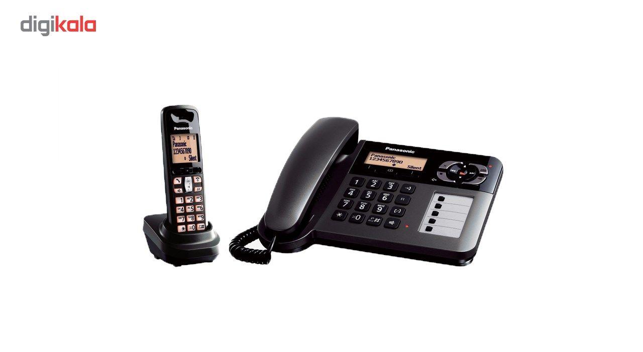 تلفن بی سیم پاناسونیک مدل KX-TGF120 main 1 3
