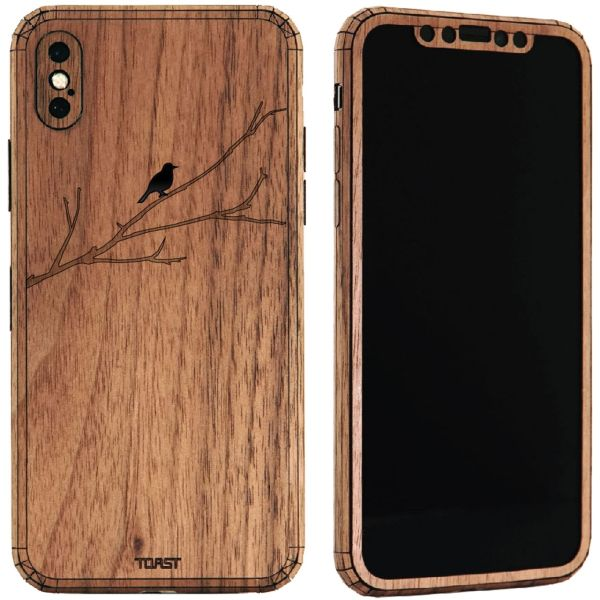 کاور  تست مدل Bird on a Branch مناسب برای گوشی آیفون X