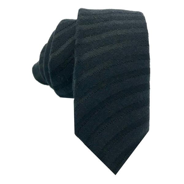 کراوات هکس ایران مدل KT-LU-BLK-MOJ