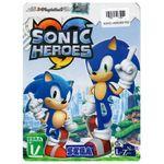 بازی Sonic Heroes مخصوص PS2