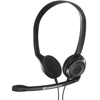 تصویر هدست سنهایزر مدل PC 8 Sennheiser PC 8 Headset