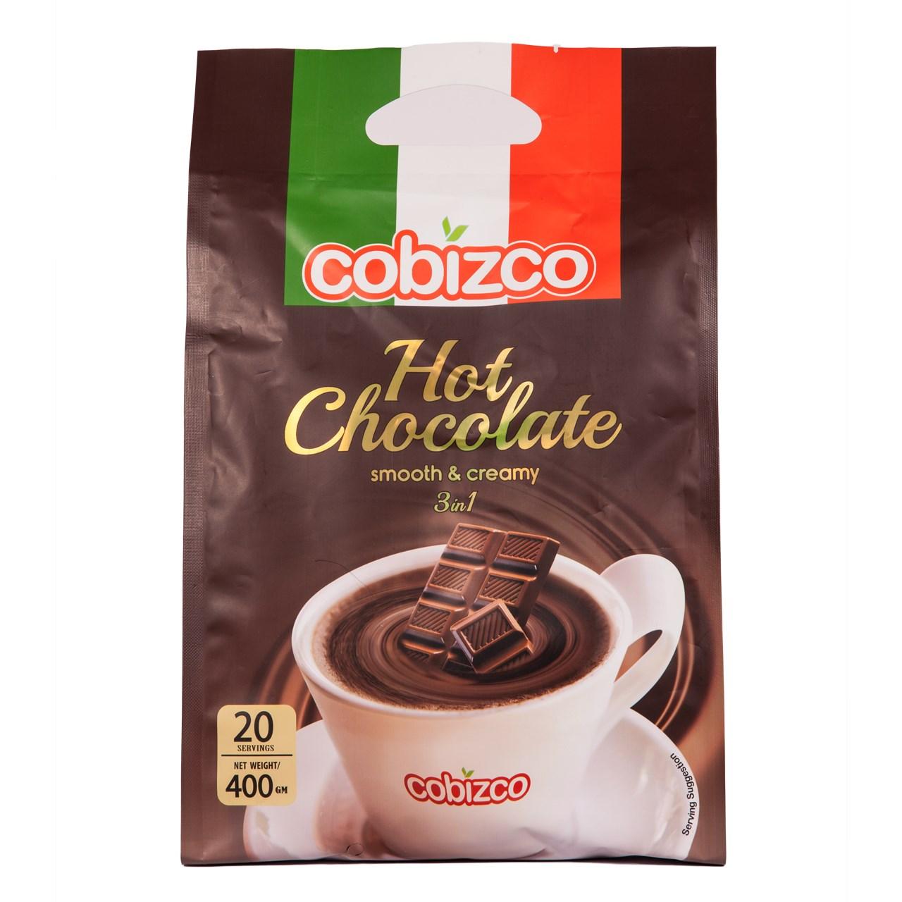 هات چاکلت کوبیزکو مدل Hot Chocolate