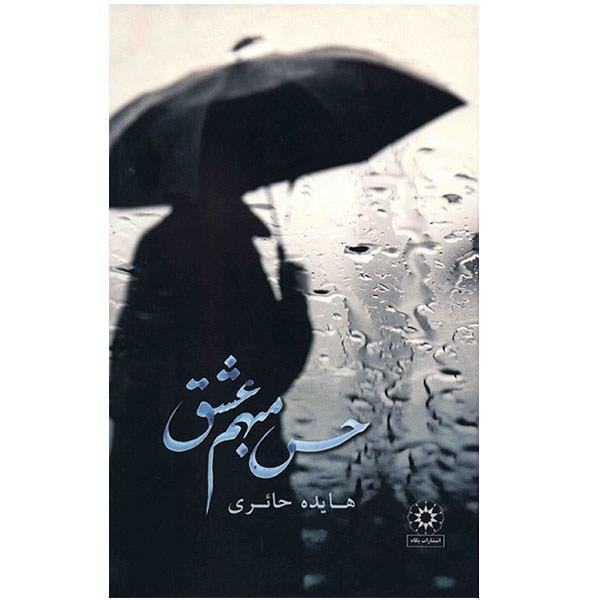 کتاب حس مبهم عشق اثر هایده حائری