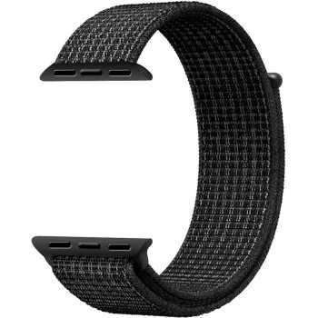 بند نایلونی مدل Volcro مناسب برای اپل واچ 38 میلی متری